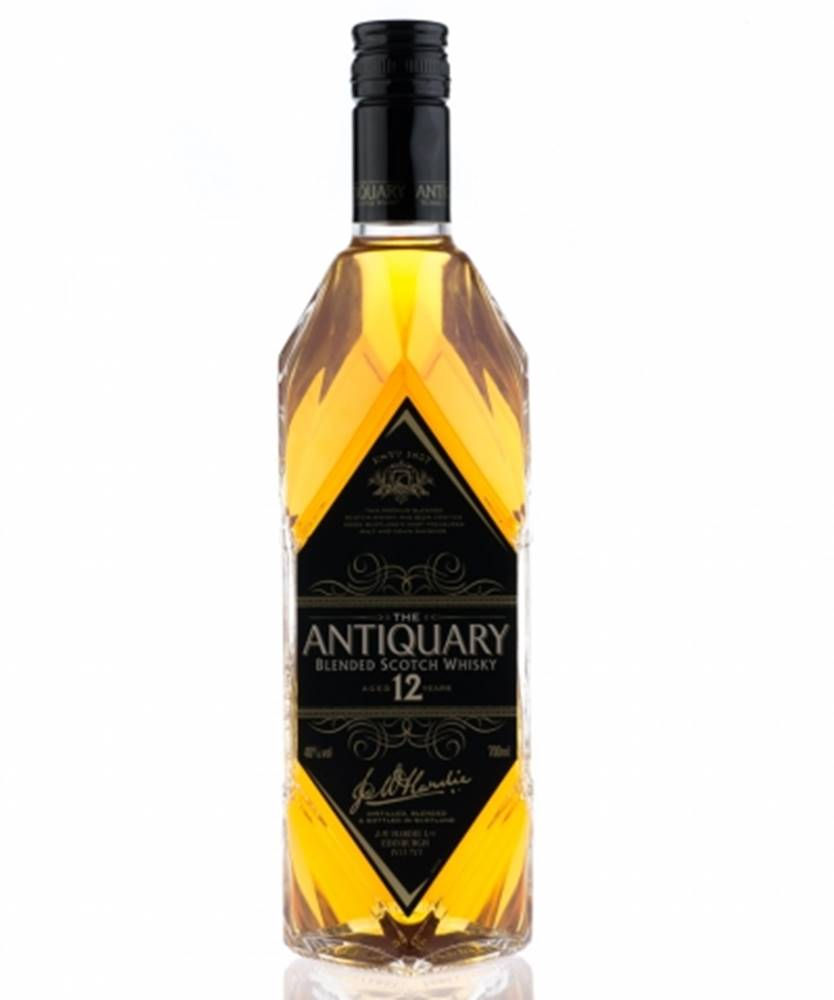 Tomatin The Antiquary 12Y + GB 0,7l (40%)