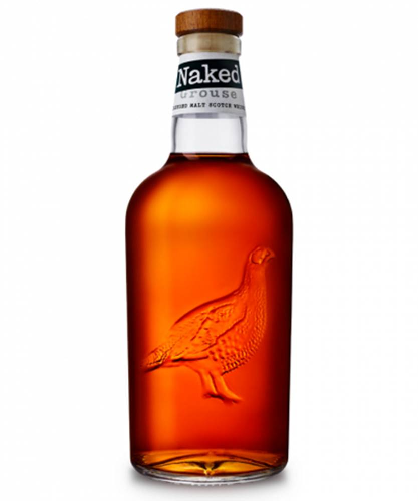 Zacapa The Naked GroWhisky 0,7L (40%)