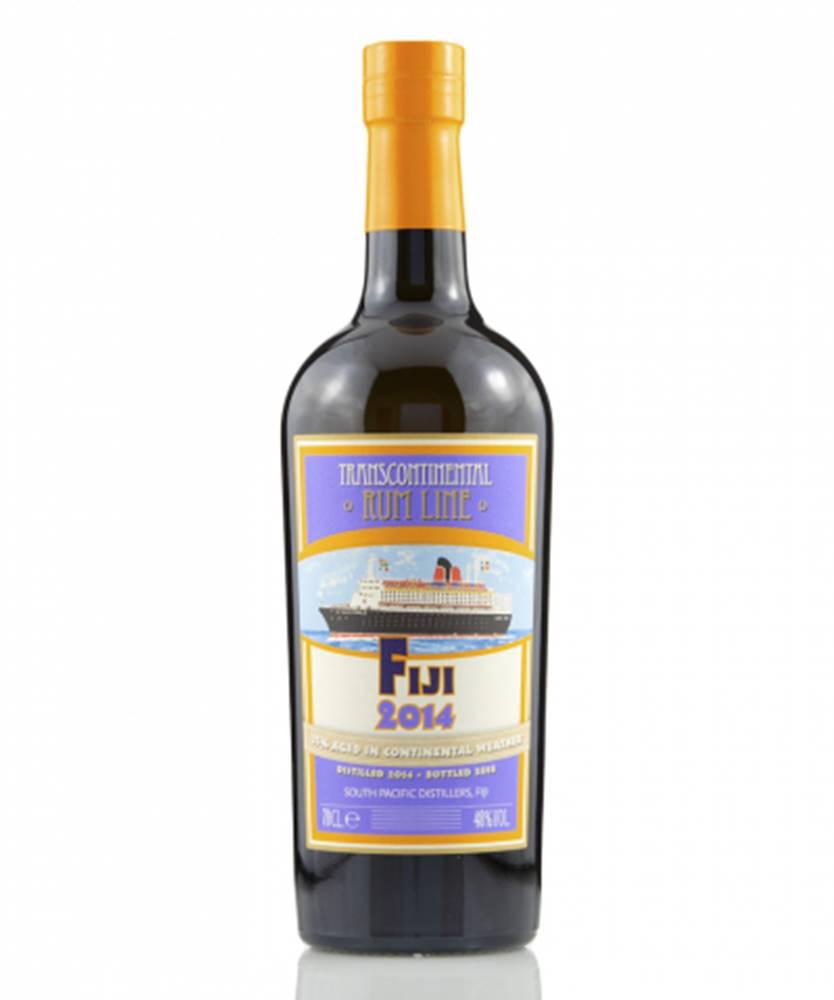 Transcontinental Rum Line Transcontinental Rum Line Fiji 2014 0,7l + GB (48%)