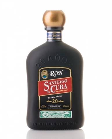Rum Santiago de Cuba