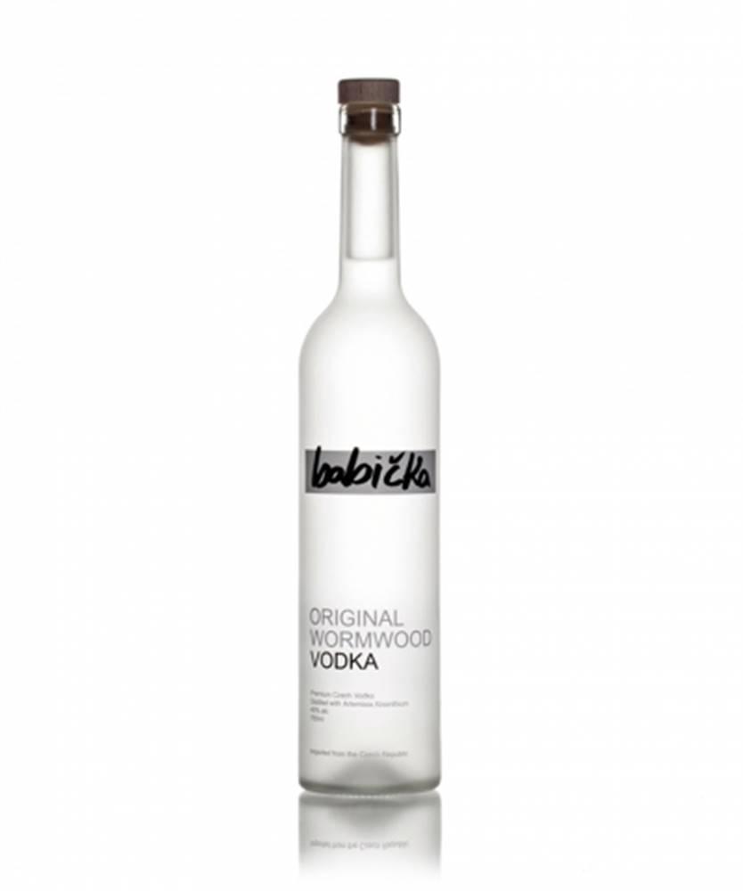 Newfoundland and Labrador Liquor Corporation Babička vodka 0,7l (40%)