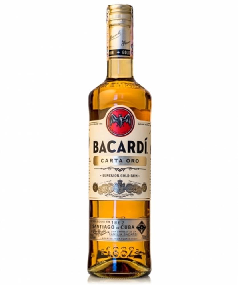 Bacardi Bacardi Carta Oro 0,7l (37,5%)