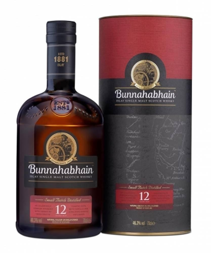 Bunnahabhain Bunnahabhain 12YO 0,7l (46,3%)
