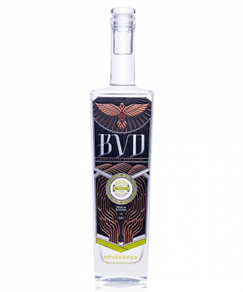 BVD (Bird Valley Distillery) BVD Hruškovica 0,5L (45%)
