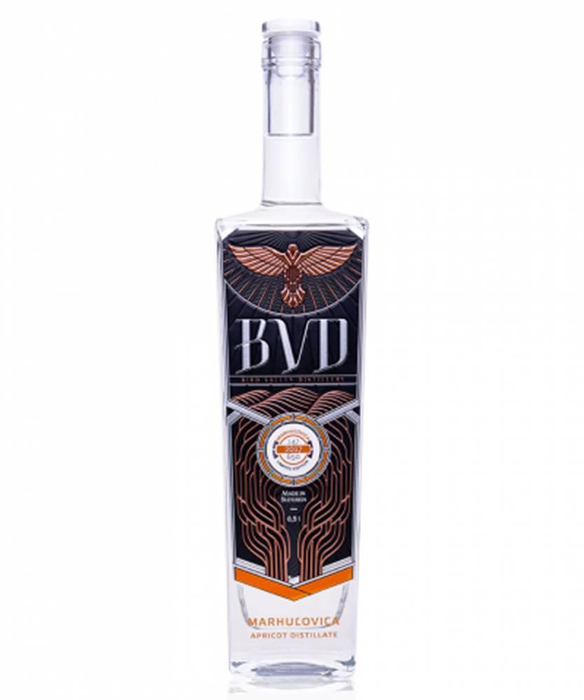 BVD (Bird Valley Distillery) BVD Marhuľovica 0,5L (45%)