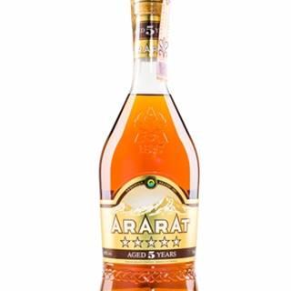 Ararat 5YO 0,7l + GB (40%)