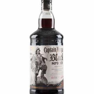 Captain Morgan Black Spiced 1l (40%)