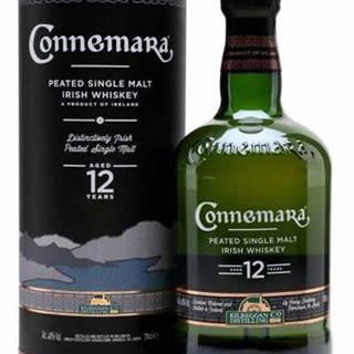 Connemara Irish Whiskey 12Y + GB 0,7L (40%)