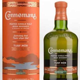 Connemara Irish Whiskey Turf Mor + GB 0,7L (46%)