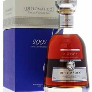 Diplomatico Single Vintage 2002 0,7l (43%)