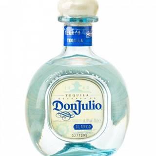 Don Julio Blanco tequila 0,7l (38%)