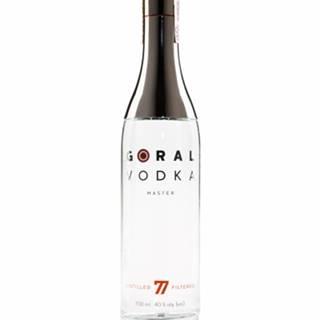 Goral Master Vodka 0,7 (40%)