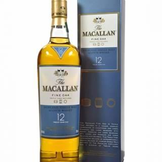 Macallan 12Y Fine Oak 0,7l (40%)