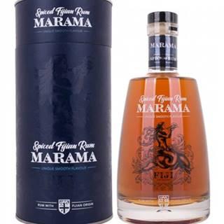 Marama Spiced Fijian Rum + GB 0,7l (40%)