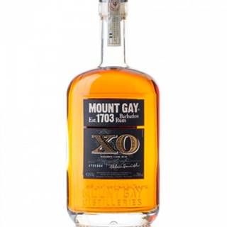 Mount Gay XO 0,7l (43%)