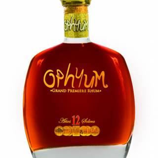 Ophyum 12 Años 0,7l (40%)