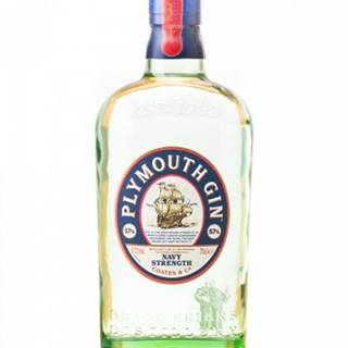 Plymouth Navy Strength Gin 0,7l (57%)