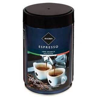 Rioba Espresso káva mletá 250g