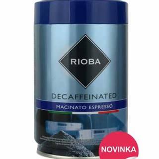 Rioba káva bez kofeínu mletá 250g