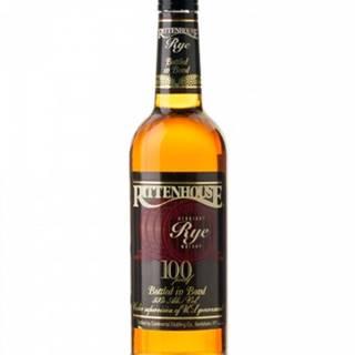 RittenhoStraight Rye 0,7l (50%)