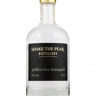 Shake The Pear Jablkovica Jonagold 0,5L (50%)