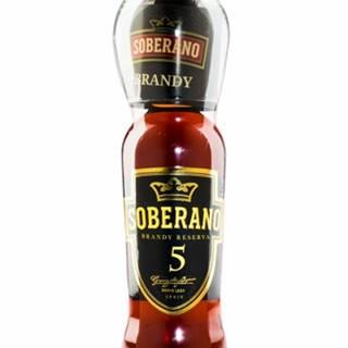 Soberano Brandy 5Y 0,7l (36%)