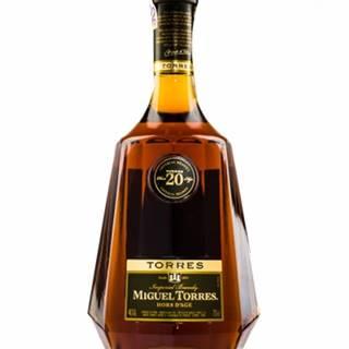 Torres Brandy 20Y 0,7l (40%)