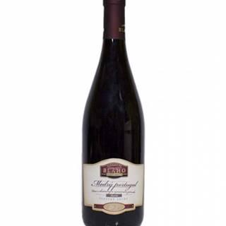 Víno Blaho Modrý Portugal 0,75l