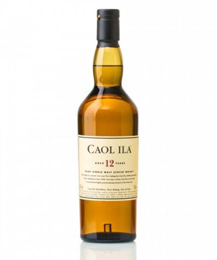 Caol Ila Distillery Caol Ila 12YO 0,7l (43%)