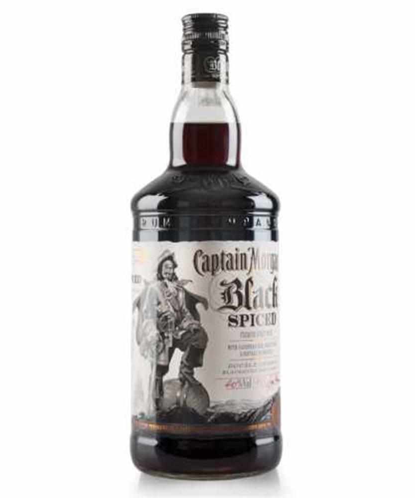 Captain Morgan Captain Morgan Black Spiced 1l (40%)