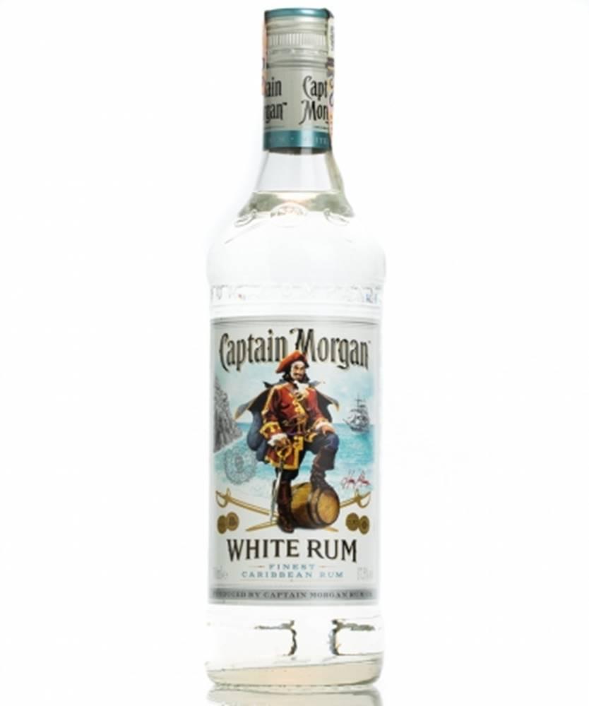 Captain Morgan Captain Morgan White 0,7l (37,5%)