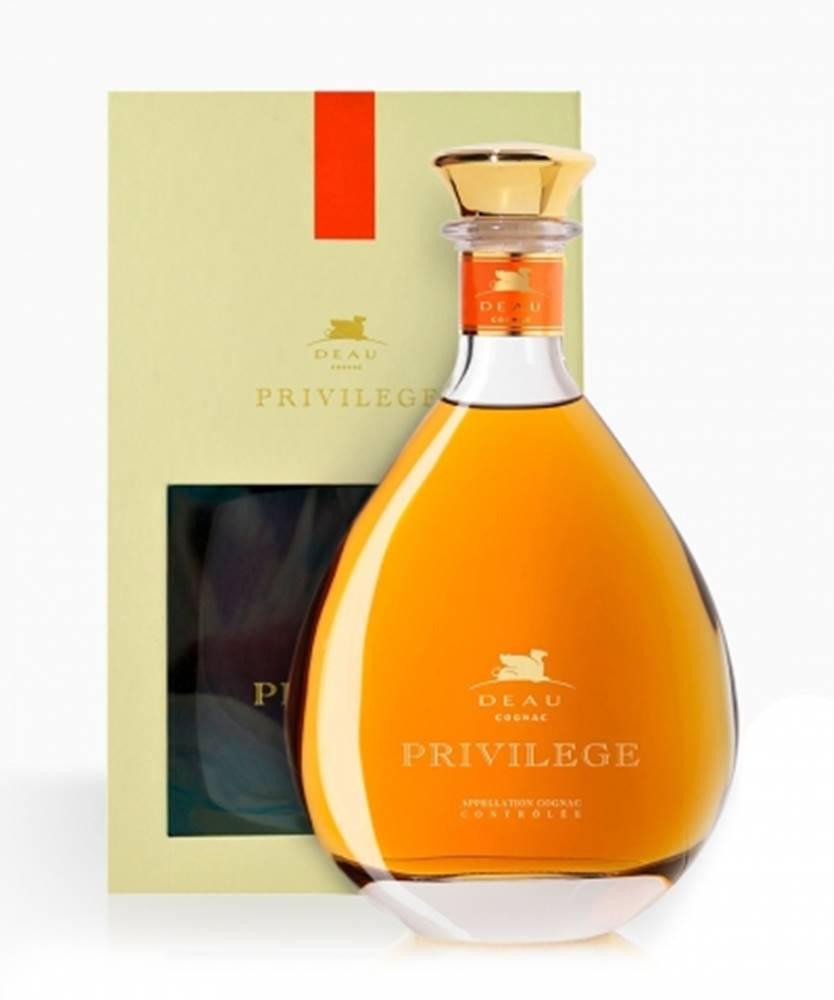 Karloff Cognac Deau Privilege 0,7l (40%)