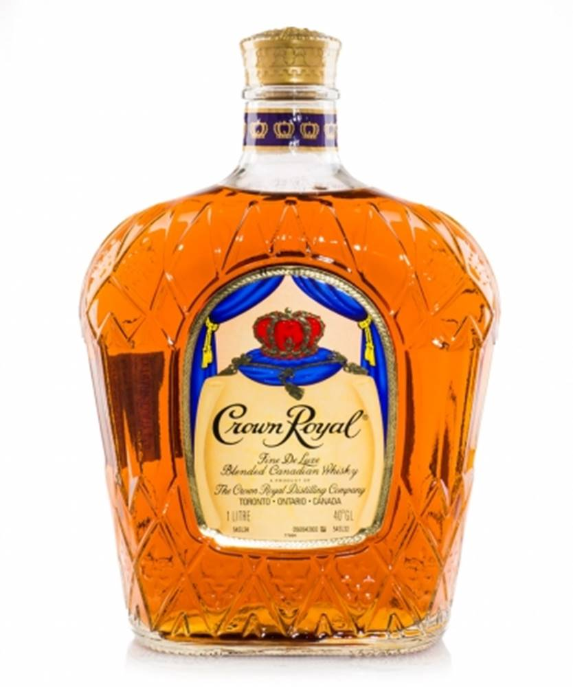 Crown Royal Distilling Company Crown Royal 1l (40%)