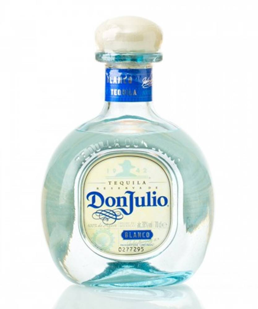 Tequila Don Julio Don Julio Blanco tequila 0,7l (38%)