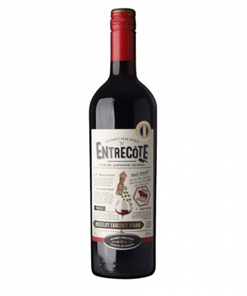 Entrecôte Entrecôte Merlot Cabernet Sauvignon 0,75l