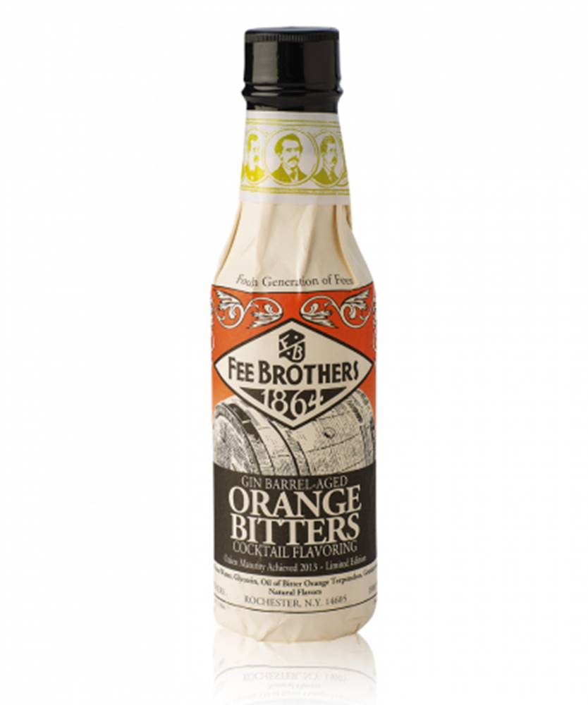 Fee Brothers Inc. Fee Gin Barrel Aged Orange Bitter 0,15L (9%)