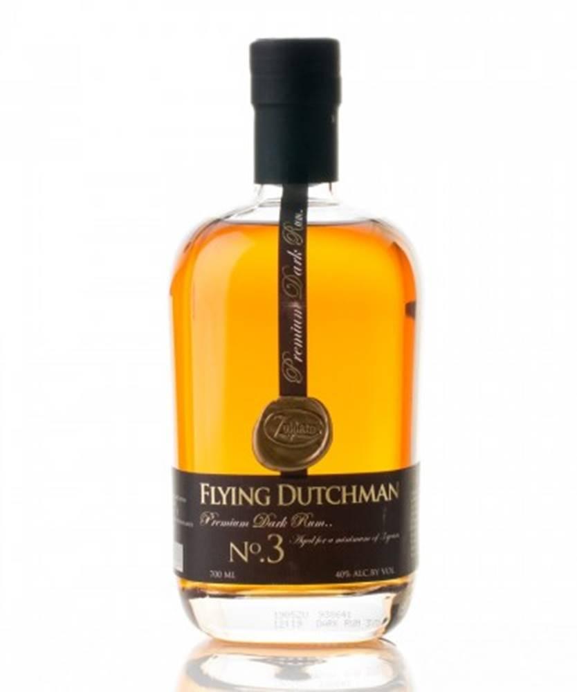 Zuidam Flying Dutchman Dark No.3 0,7l (40%)