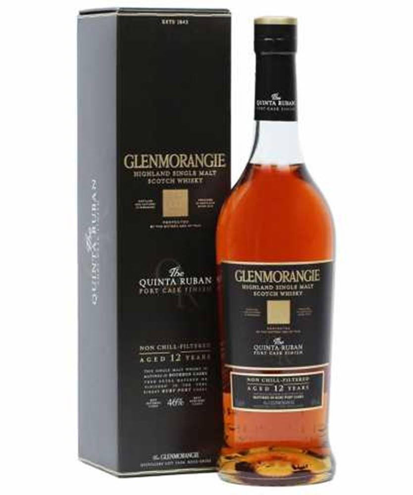 Glenmorangie Glenmorangie Quinta Ruban 0,7l (46%)