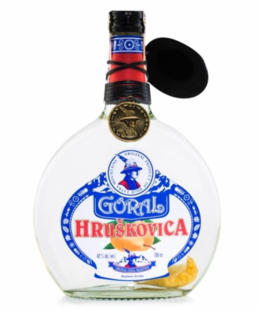 Goral Goral Hruškovica 0,7l (42%)