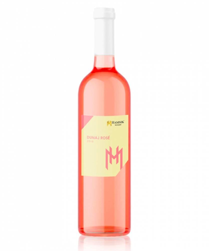 Hamsik Winery Hamsik Dunaj Rosé 0,75l (12%)