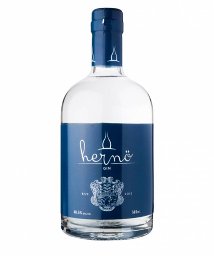 Zacapa Hernö Gin 0,5l (40,5%)