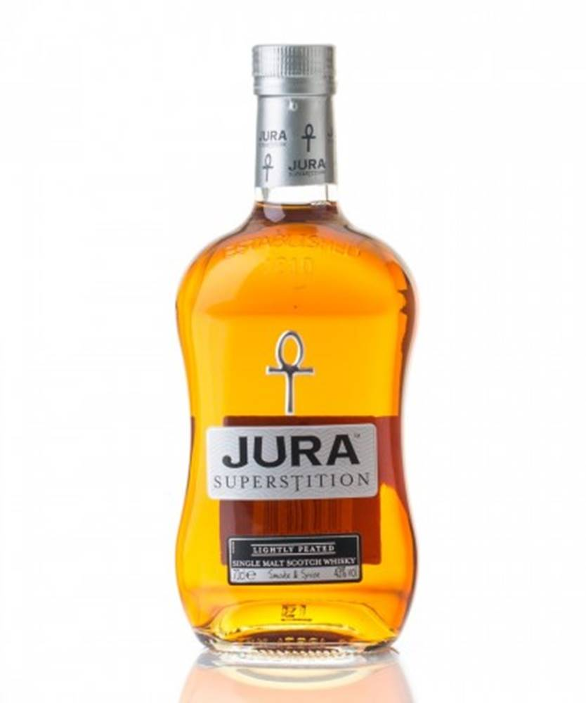 Isle of Jura Isle of Jura Superstition + GB 0,7l (43%)