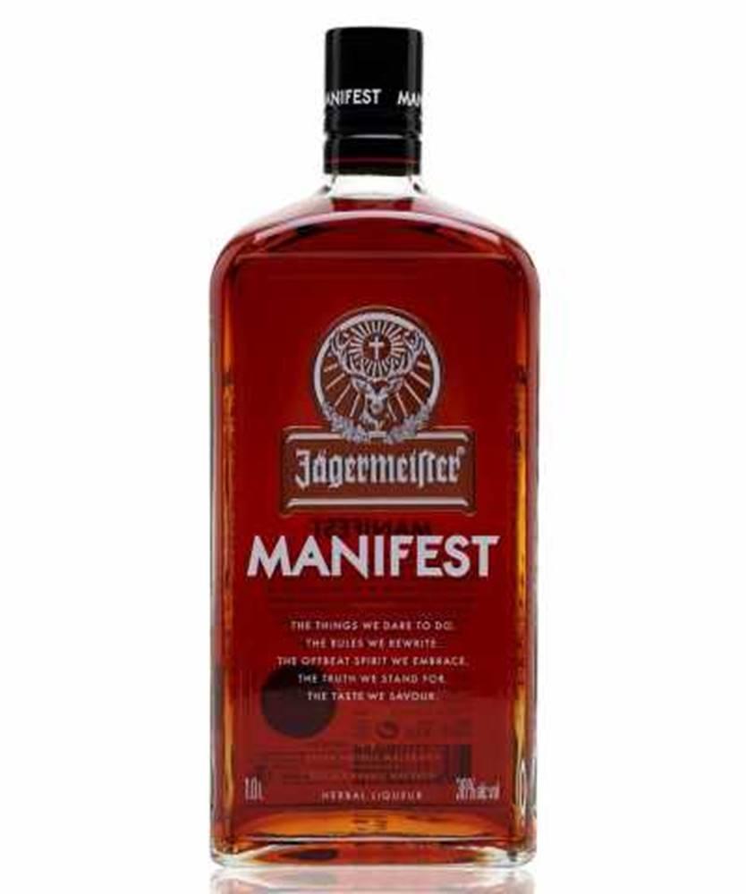 Jägermeister Jägermeister Manifest 1l (38%)