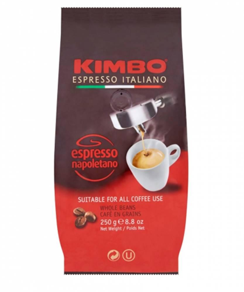 Kimbo Kimbo Espresso Napoletano zrnková káva 250g