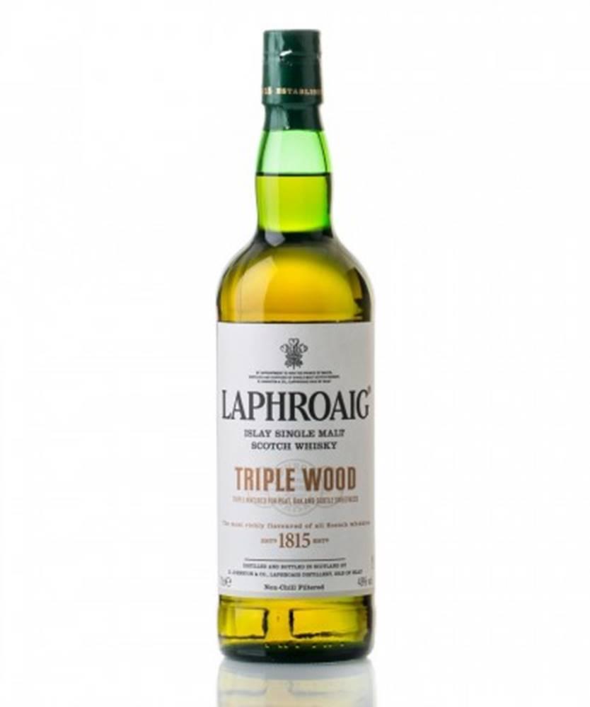Laphroaig Laphroaig Triple Wood 0,7l (48%)