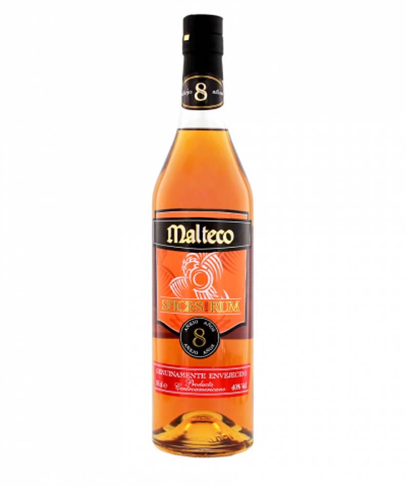 Licorera Quezalteca Malteco Ron 8Y 0,7L (40%)