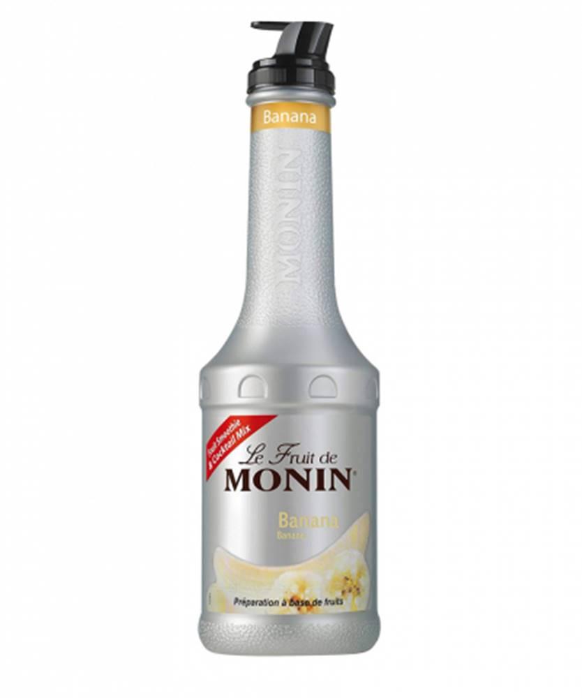 Monin Monin Banan Purée 1l
