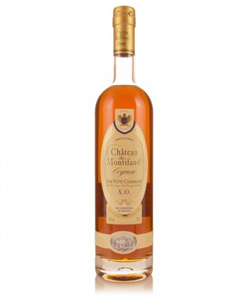Glenfiddich Montifaud XO Cognac 0,7L (40%)