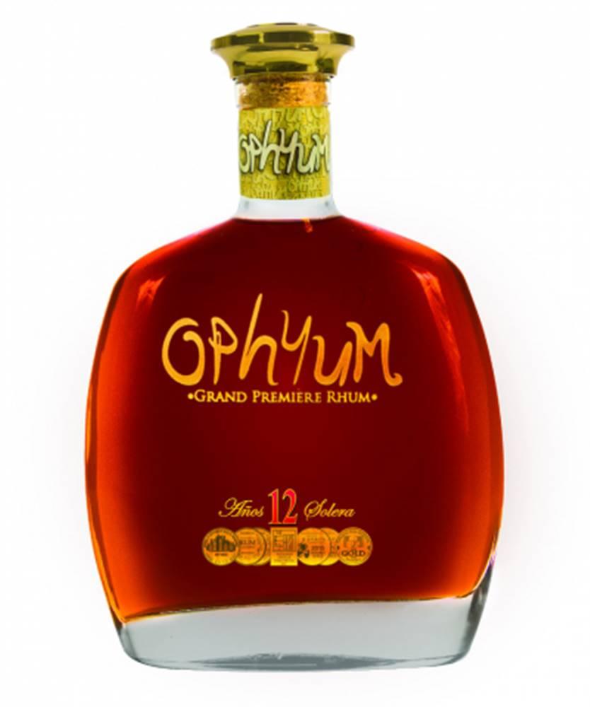 Oliver & Oliver Ophyum 12 Años 0,7l (40%)