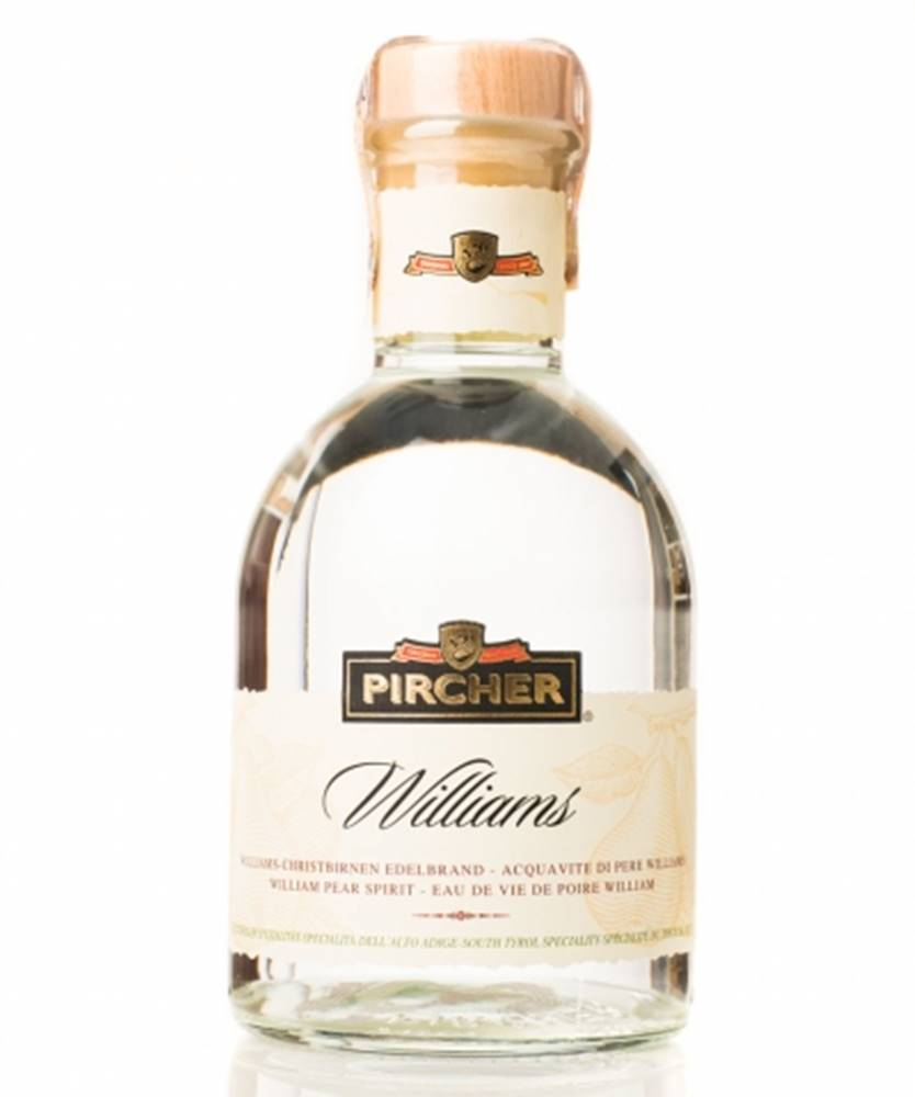 Pircher Pircher Williams Hruškovica + GB 0,7l (40%)